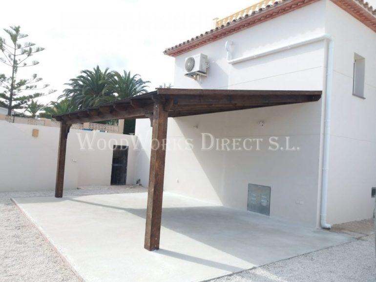Lean to Alicante Calpe