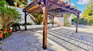Pergola Benissa Alicante